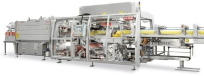 OCME Shrinkwrapper Machine